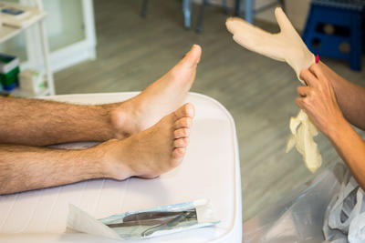 5 Free Podiatry Visits