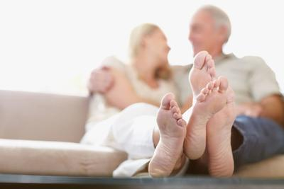 podiatry services in aged care