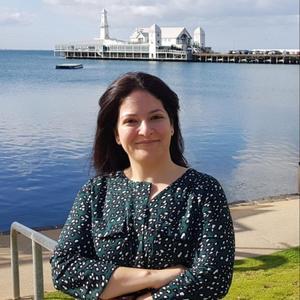 Anahita Garda Charlemont Physiotherapist