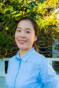 Joy Kim Middle Park Physiotherapist