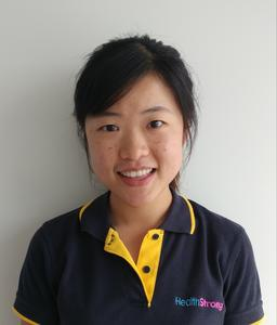 Sara  Li Eltham Physiotherapist