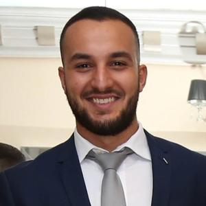 Youssof El-Hallak Ashfield Podiatrist