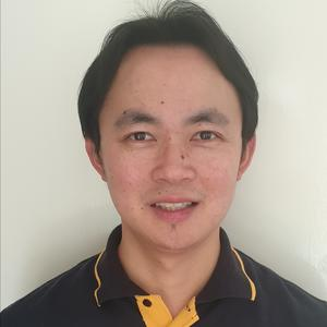 Alvin  Tan Canley Vale Physiotherapist