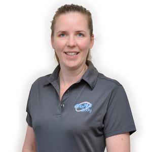 Cathy James Preston Physiotherapist
